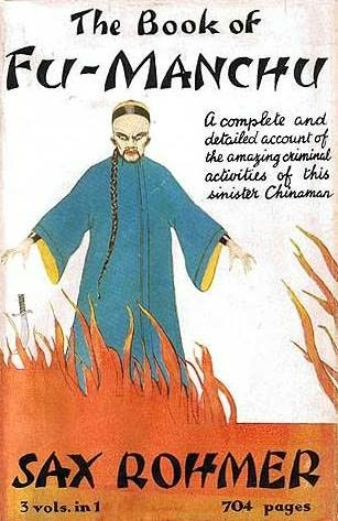 book cover of The Book of Fu-Manchu