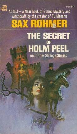 book cover of The Secret of Holm Peel
