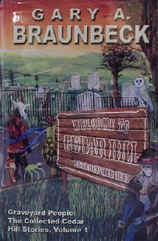 book cover of Graveyard People