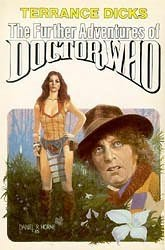 book cover of The Further Adventures of Doctor Who