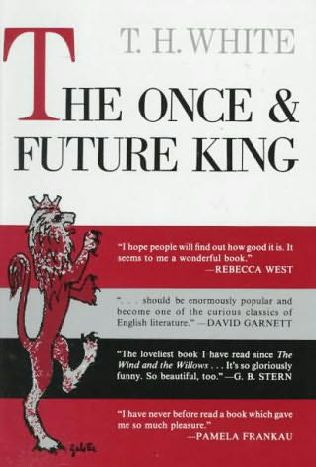 A synopsis of robin wood from the once and future king by t h white