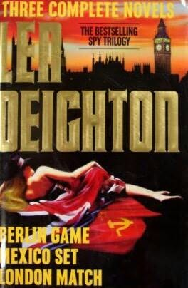 book cover of Game, Set and Match