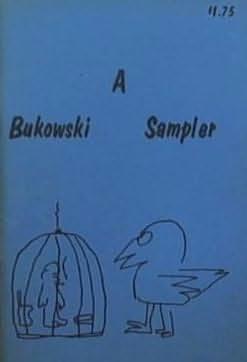 book cover of A Bukowski Sampler
