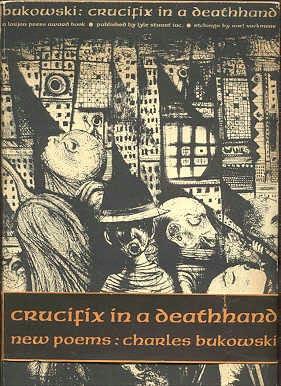 book cover of Crucifix in a Deathhand