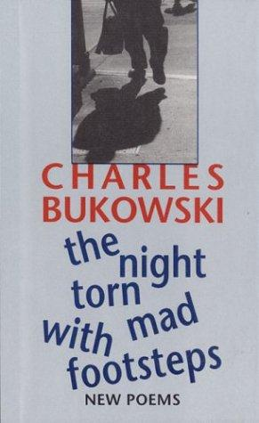 book cover of The Night Torn Mad with Footsteps