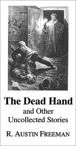 book cover of The Dead Hand and Other Uncollected Stories