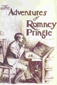 book cover of The Adventures of Romney Pringle