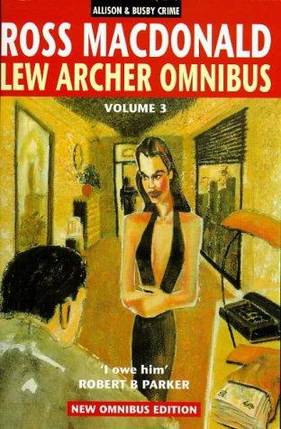 book cover of The Lew Archer Omnibus Volume Three