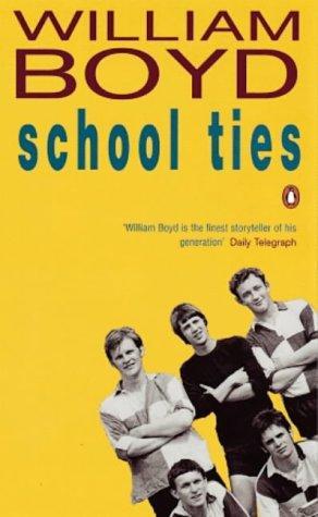 book cover of School Ties