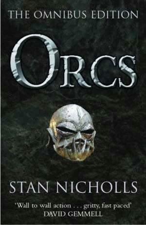 book cover of Orcs Omnibus