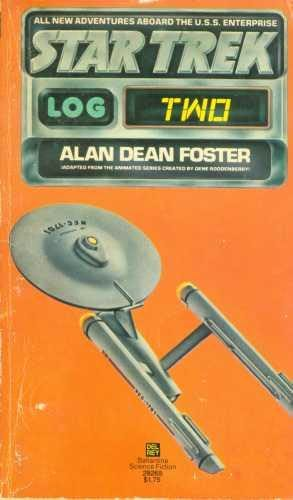 book cover of Star Trek Log 2
