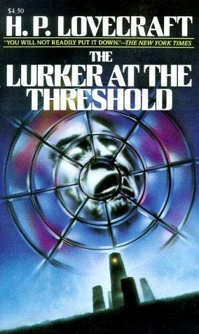 book cover of The Lurker at the Threshold