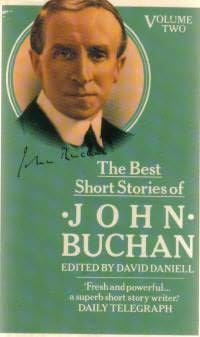 book cover of The Best Short Stories of John Buchan