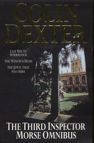 book cover of The Third Inspector Morse Omnibus