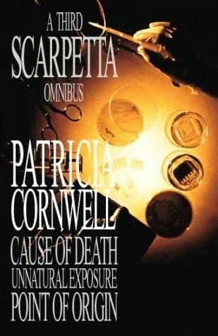 book cover of A Third Scarpetta Omnibus