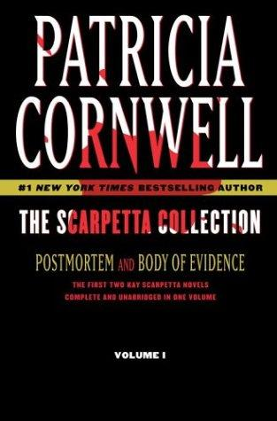 book cover of The Scarpetta Collection Volume I
