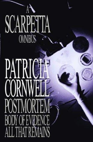 book cover of A Scarpetta Omnibus