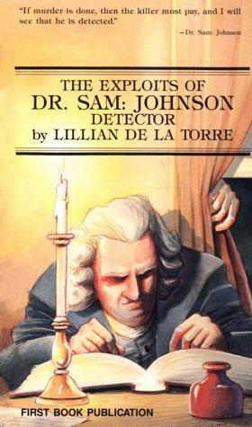 book cover of The Exploits of Dr Sam Johnson, Detector
