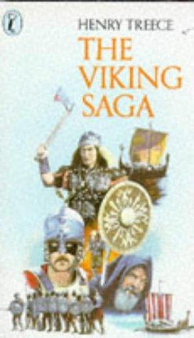 book cover of The Viking Saga