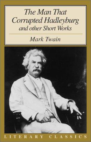 short essay on mark twain
