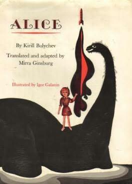 book cover of Alice