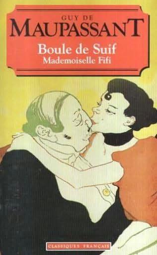 book cover of Boule de Suif / Mademoiselle Fifi