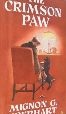 book cover of The Crimson Paw