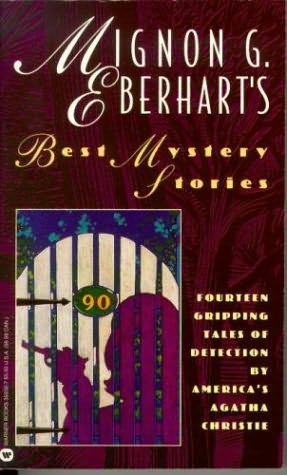 book cover of Best Mystery Stories