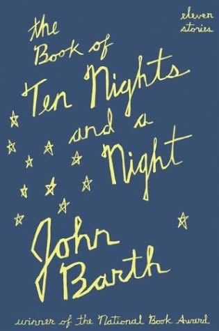 book cover of The Book of Ten Nights and a Night