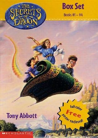 book cover of Secrets of Droon Box Set