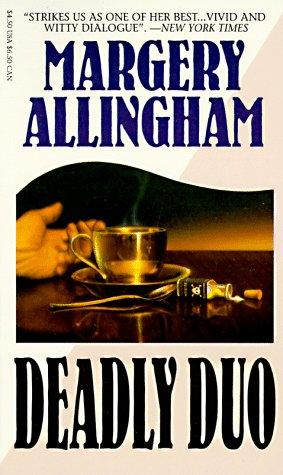 book cover of Deadly Duo