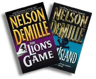 book cover of Nelson DeMille Classics