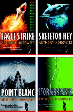 Skeleton Key (Alex Rider) Anthony Horowitz