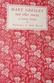 book cover of Mary Gresley, and Other Stories