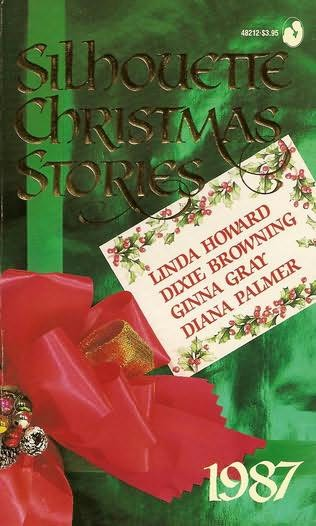 book cover of Silhouette Christmas Stories 1987