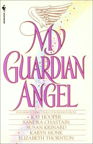 book cover of My Guardian Angel
