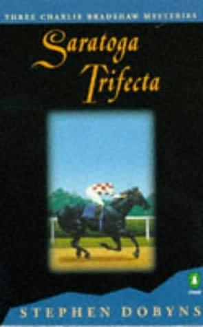 book cover of Saratoga Trifecta