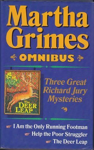 book cover of A Martha Grimes Omnibus