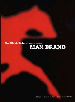 book cover of The Black Rider and Other Stories