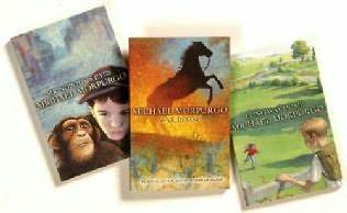 book cover of Michael Morpurgo Pack