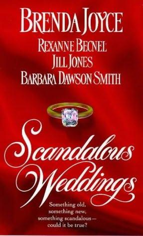 book cover of Scandalous Weddings