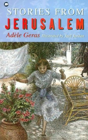 book cover of Stories from Jerusalem