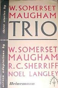 book cover of Trio
