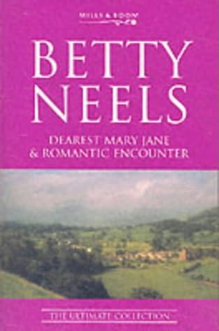 book cover of Dearest Mary Jane / Romantic Encounter