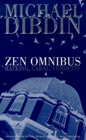 book cover of Zen Omnibus