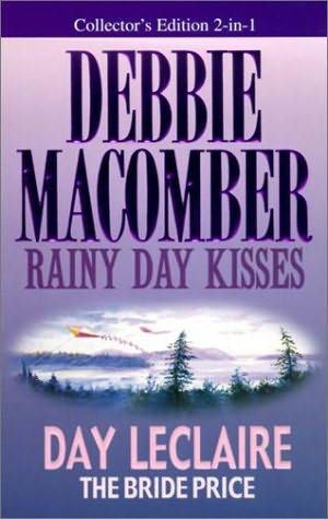 book cover of Rainy Day Kisses / The Bride Price