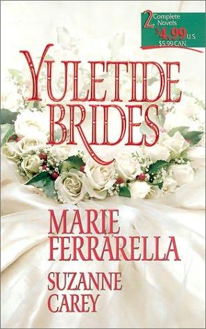book cover of Yuletide Brides