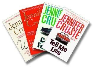 book cover of Jennifer Crusie Four Book Set