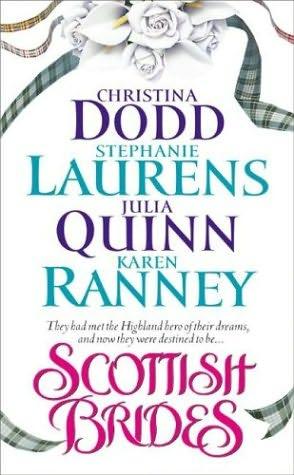 book cover of Scottish Brides