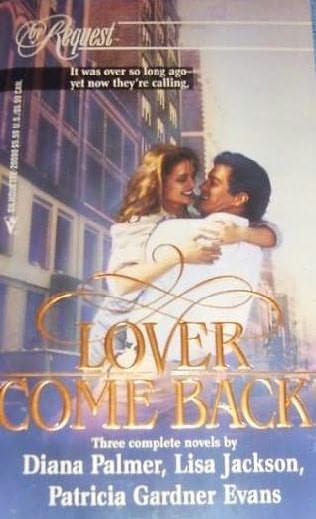 book cover of Lover Come Back